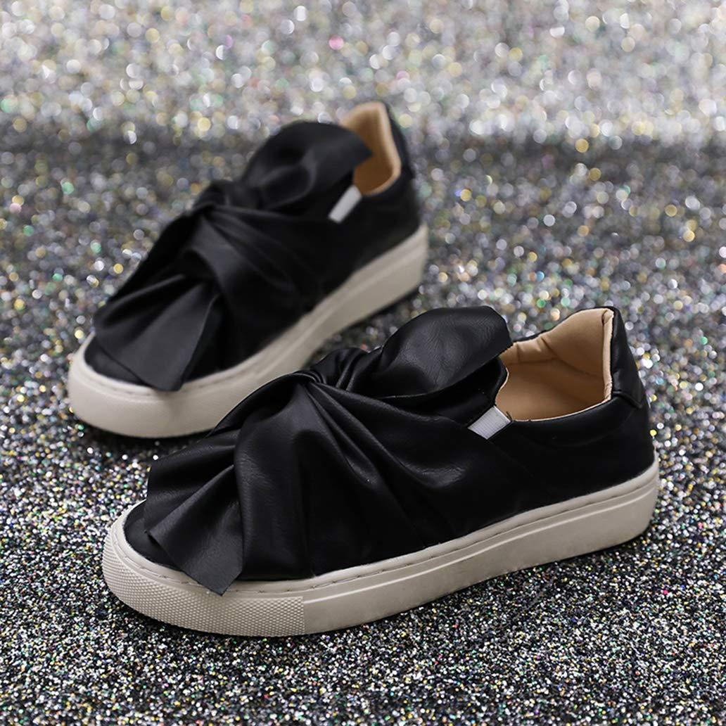 York Zhu Women Flats Loafers Shoes Sequins Casual Sneaker Shoes Casual Shoes by York Zhu (Image #3)