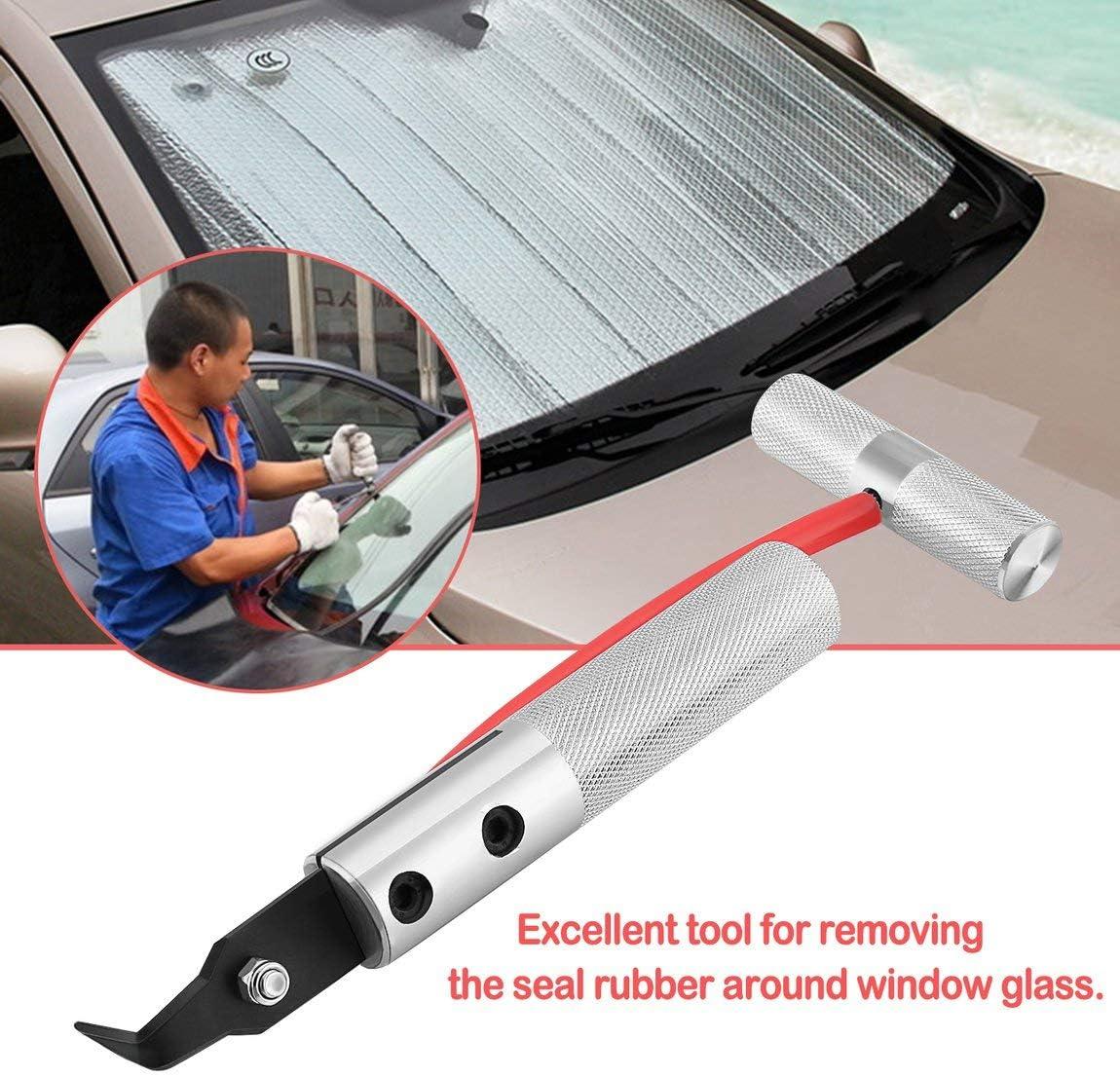 Outil de d/émontage de pare-brise de voiture Outil de nettoyage professionnel pour pare-brise