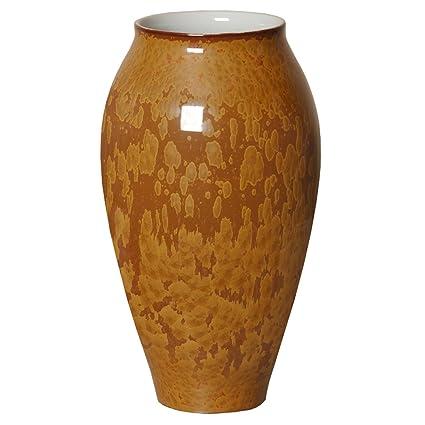 Amazon Emissary Home Garden Tall Flair Vase Crystal Bronze