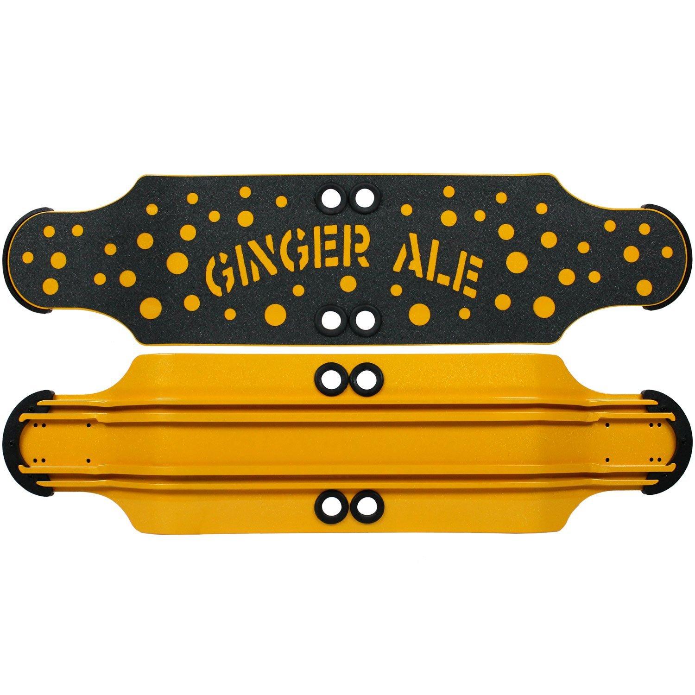Beercan Boards Ginger Ale Deck Blue 32 Keystone Skate Supply DLB-BC-32GABLU