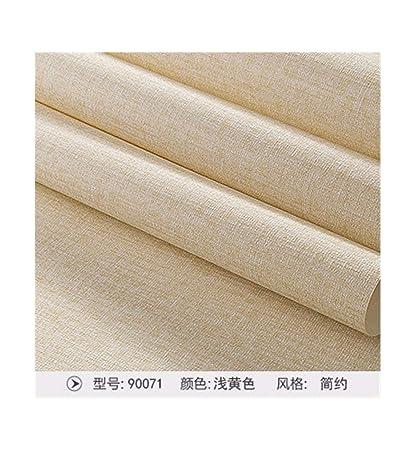 Linen Wallpaper Wallpaper Light Bedroom Living Room Study