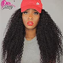 Beauty Forever Hair 8A Malaysian Jerry Curly Hair Weave 3 Bundles With Closure Free Part 100% Unprocessed Human Virgin Remy Hair Deals Natural Color 20 22 24+18 inch Free Part Closure