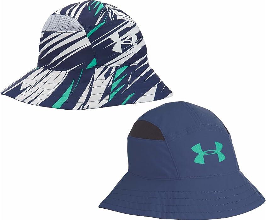 48e7d0f986d2a Amazon.com  Under Armour Boys  Switchback Reversible Bucket Hat (One ...