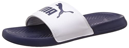 b641a75264a Puma Men s Popcat Peacoat and White Hawaii Thong Sandals - 6 UK India (39