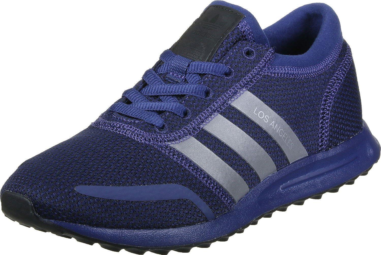 Adidas Unisex-Erwachsene Los Angeles Sneaker Blau (Mysblu/Silvmt/Cschwarz)
