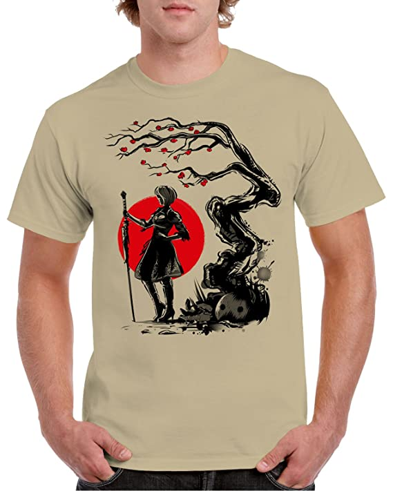 Camisetas La Colmena 4525-Camiseta Premium, Guardian Under The Sun (Ddjvigo)