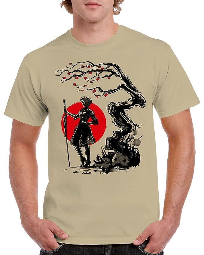 Camisetas La Colmena 4524-Camiseta Premium, 2B Under The Sun (Ddjvigo) Arena