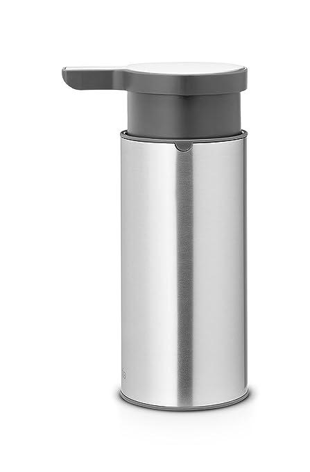 Brabantia 481208 - Dispensador de jabón líquido, acero mate