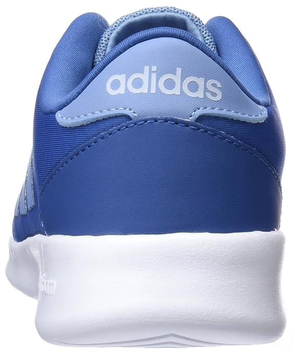 timeless design fac22 6f0ec adidas CF QT Racer W, Chaussures de Fitness Femme, Bleu Trace Royal S18ash  S18aero Blue S18, 38 23 EU Amazon.fr Chaussures et Sacs