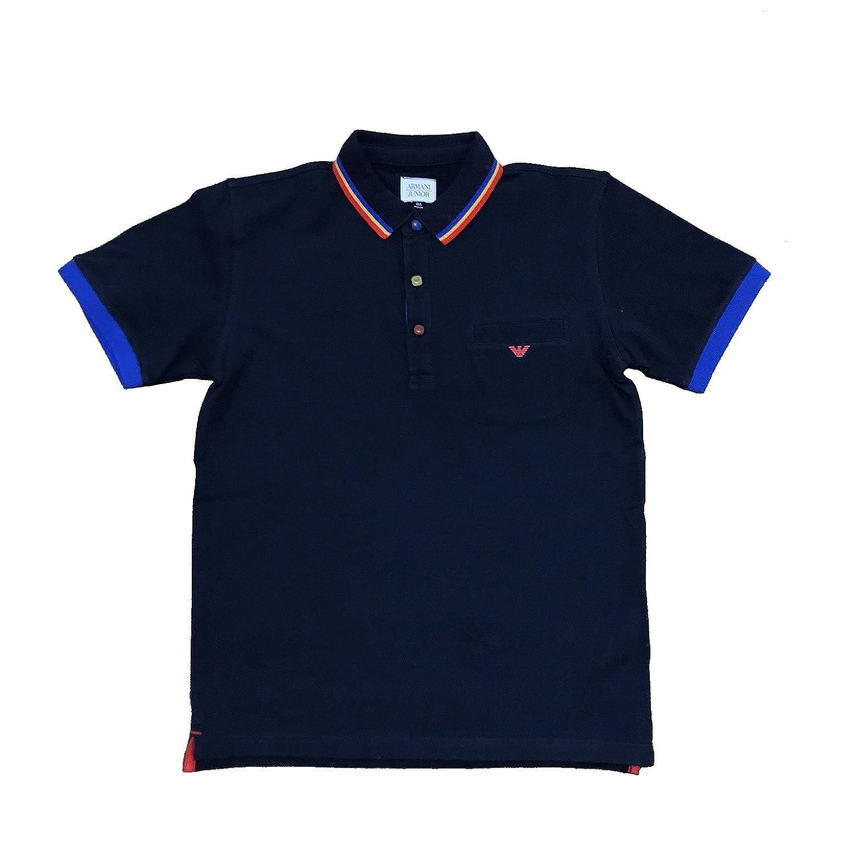 Emporio Armani Armani Junior Boys Polo Shirt 6Y4F03