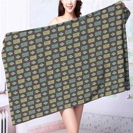Also Easy Luxury Elegant Bath Towels Green Roman Style Polka