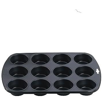 Muffinform Muffin Form Backform Kaiser Rezepteinleger Backen Antihaft Metall 24 Muffinformen
