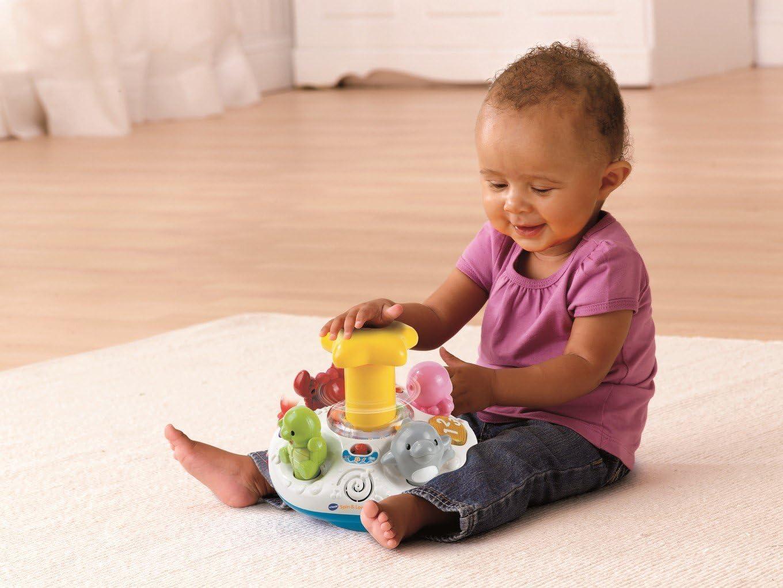 VTech Baby Spin and Discover Ocean Fun: Amazon.es: Juguetes y juegos