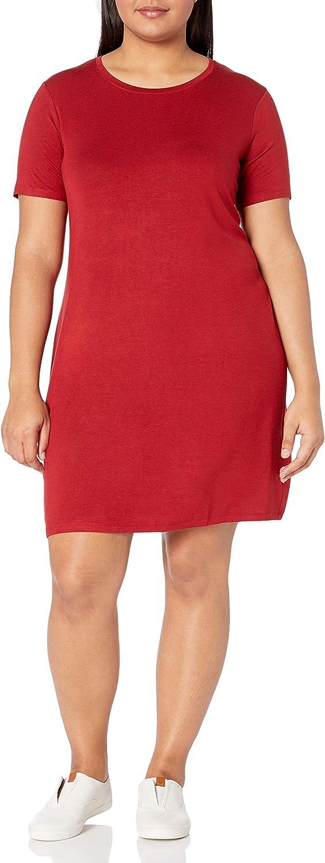 Amazon.com: Amazon Brand - Daily Ritual Women's Plus Size Jersey ...