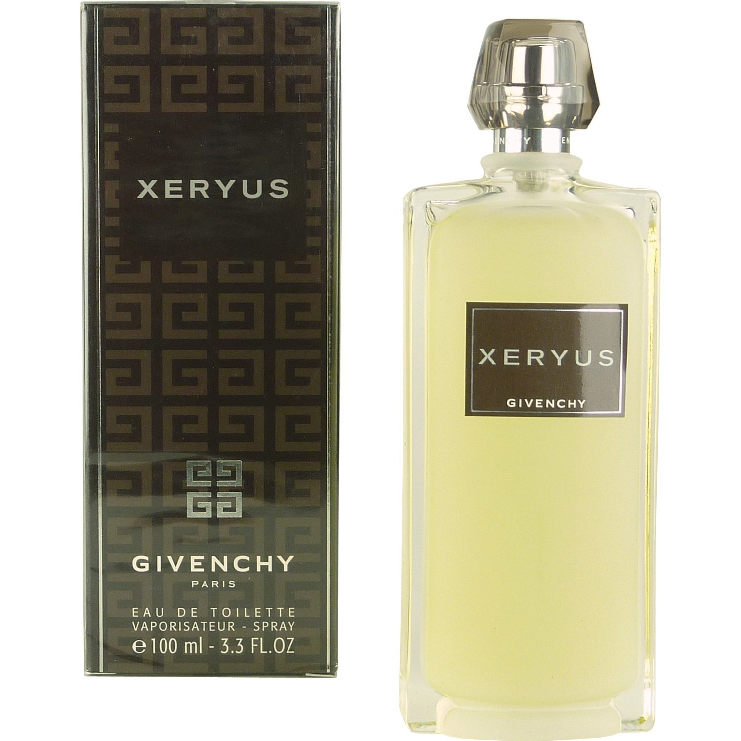 XERYUS MYTHICAL cologne by Givenchy MEN'S EDT SPRAY 3.3 OZ (2007 EDITION)