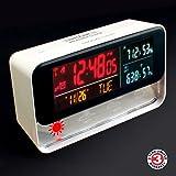 (REFURBISHED) Weather Digital Alarm Clock