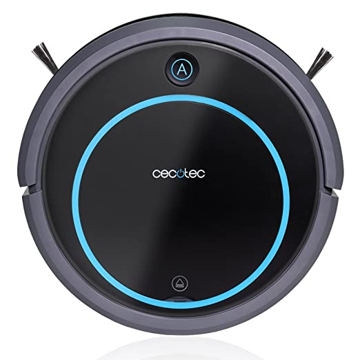 Cecotec 05028 Robot Aspirador Conga, 800 W, 0.3 litros, 64 ...