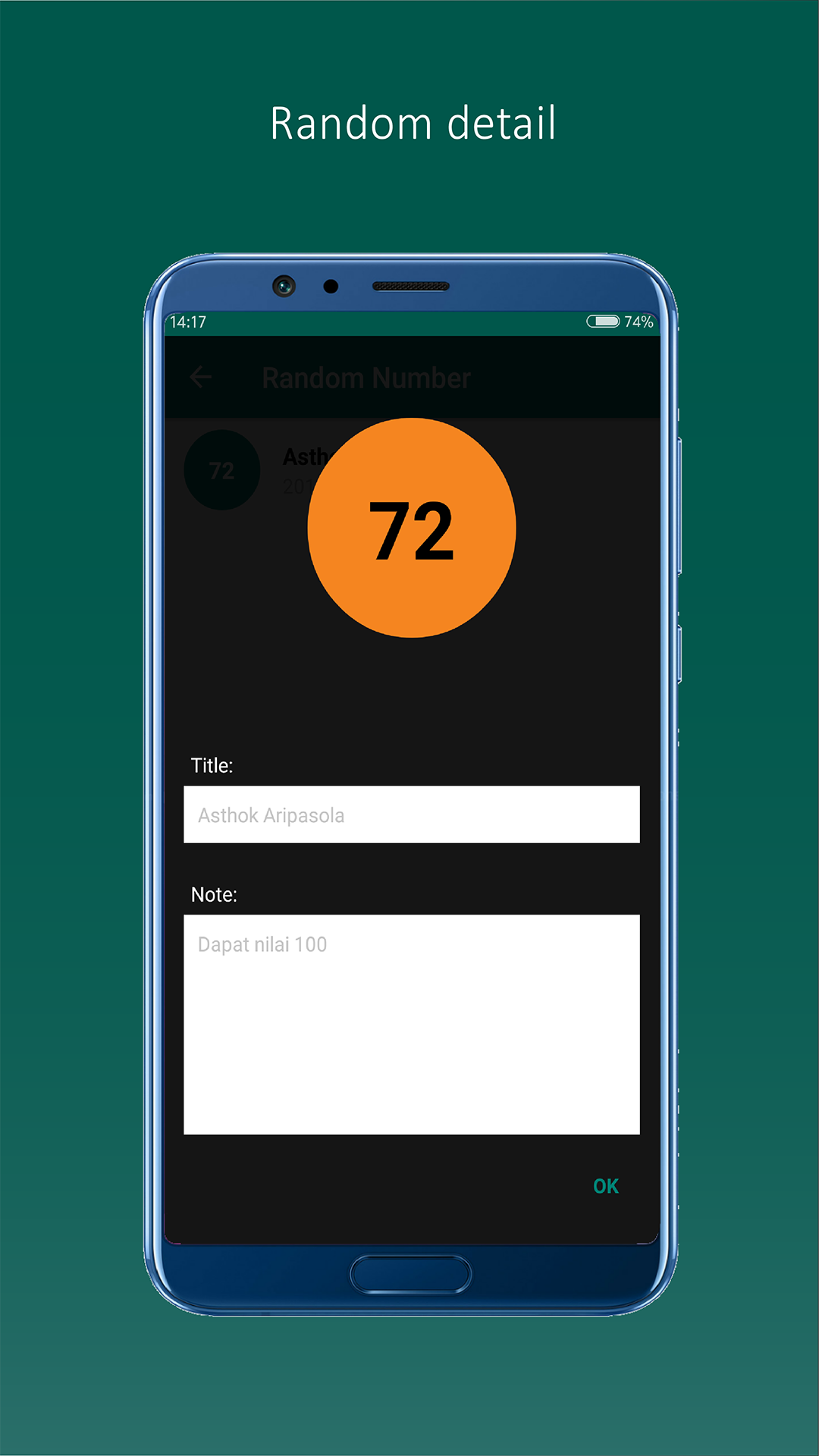 Amazon com: Random Number (Simple Generator): Appstore for Android