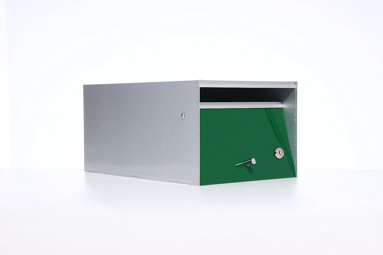 Box Design ポスト 郵便受け Urban Green B00W6HVEH8 28620 Green Green