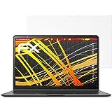 atFoliX Pellicola Proteggi per ASUS ZenBook Flip S (UX370UA) Protezione Pellicola dello Schermo - 2 x FX-Antireflex-HD ad Alta risoluzione antiriflesso Pellicola Protettiva