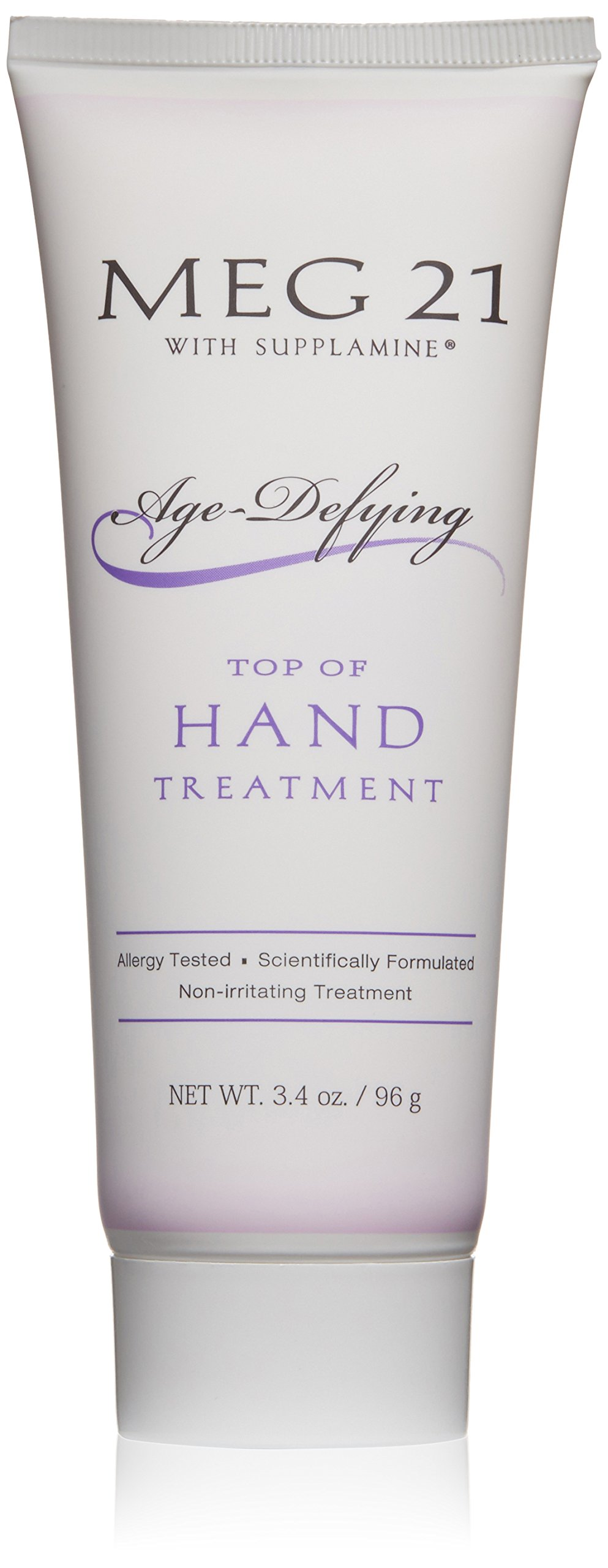 MEG 21 Age-Defying Hand Treatment Cream, 3.4 Oz