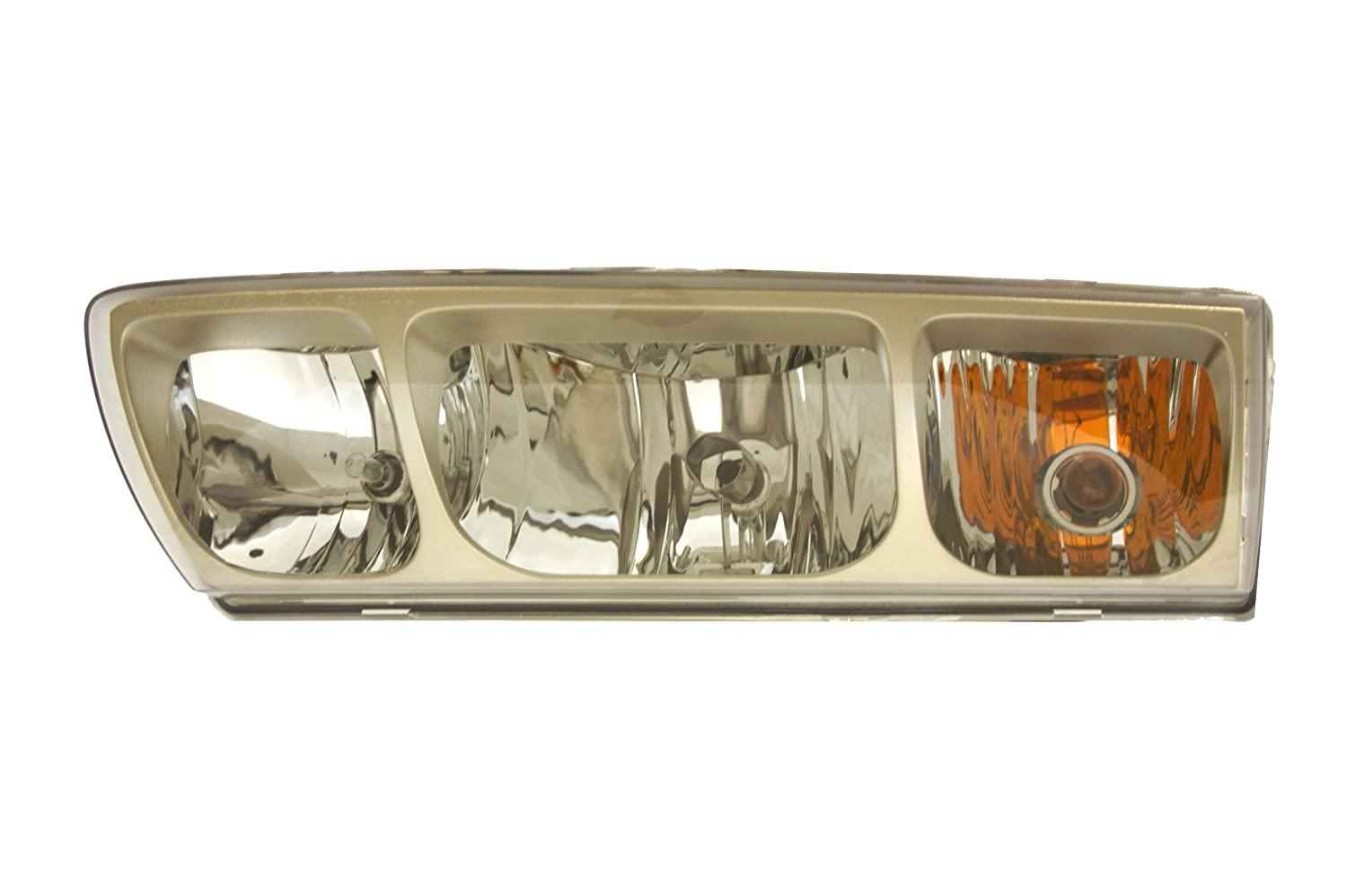 Genuine GM Parts 22730382 Passenger Side Headlight Assembly Composite