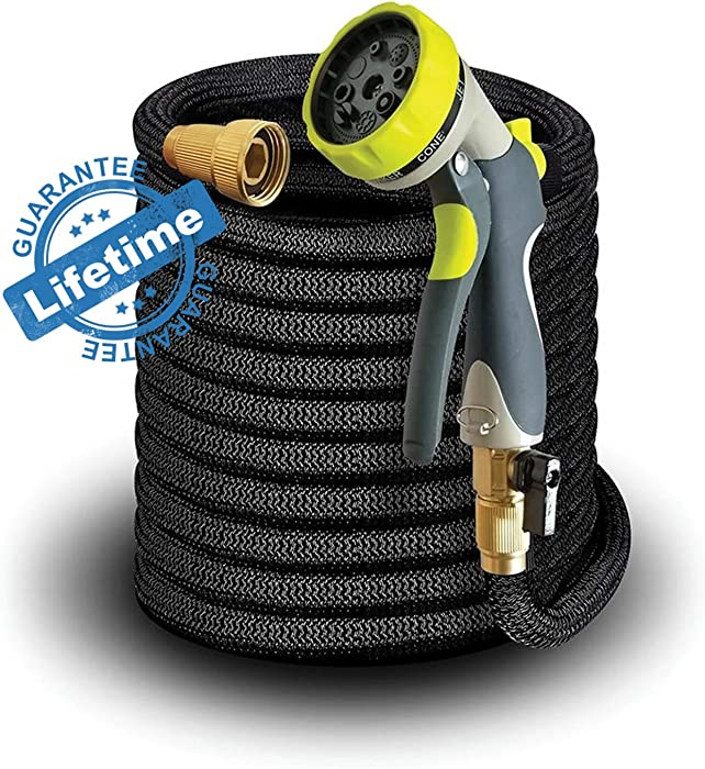 Top 9 50 Ft Lifetime Warrenty Garden Hose