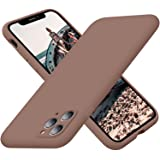 Cordking iPhone 11 Pro Max Case, Silicone Ultra Slim Shockproof Phone Case with Soft Anti-Scratch Microfiber Lining,[Enhanced