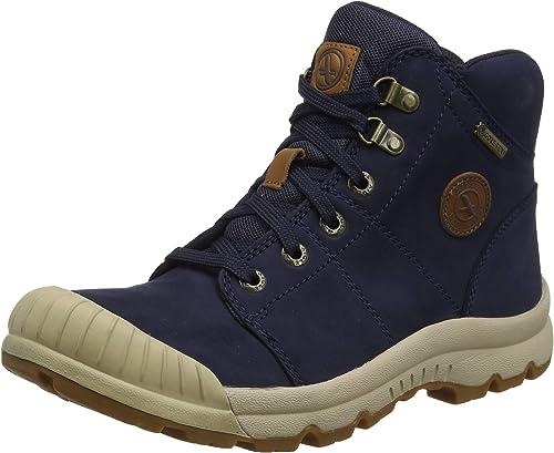 Aigle Tenere Leather & GTX, Chaussures de Randonnée Basses Homme