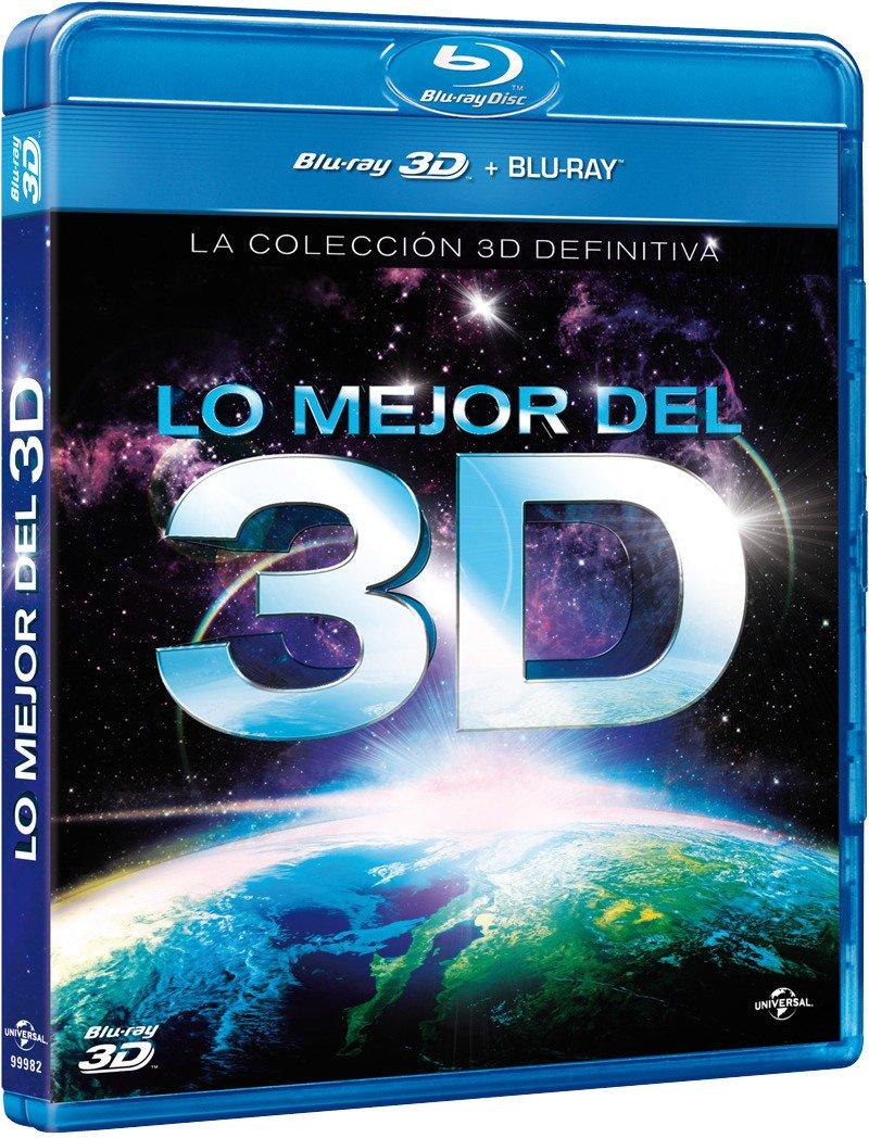 Lo Mejor Del 3D [Blu-ray]: Amazon.es: Torsten Hoffmann: Cine y ...