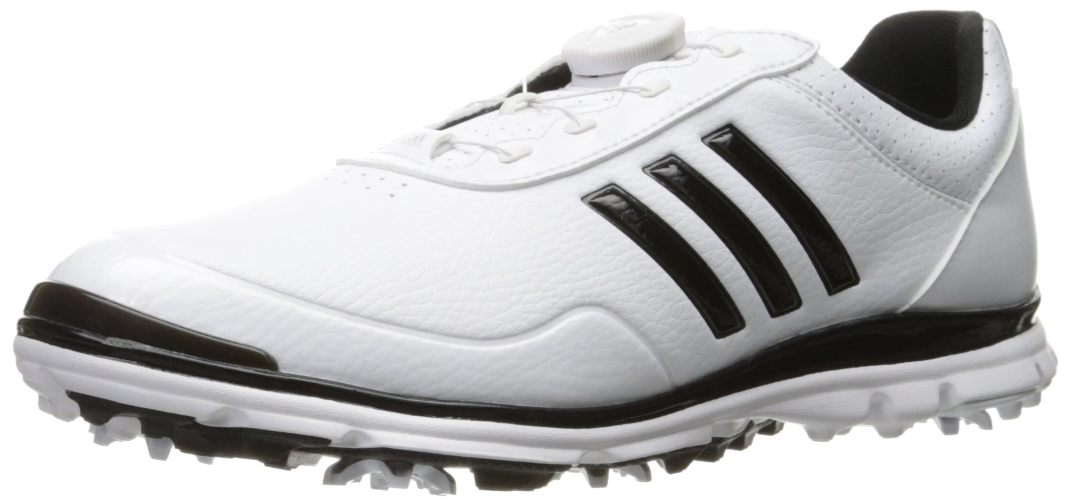 adidas Women's Adistar Lite BOA Golf Shoe, White, 8.5 M US by adidas