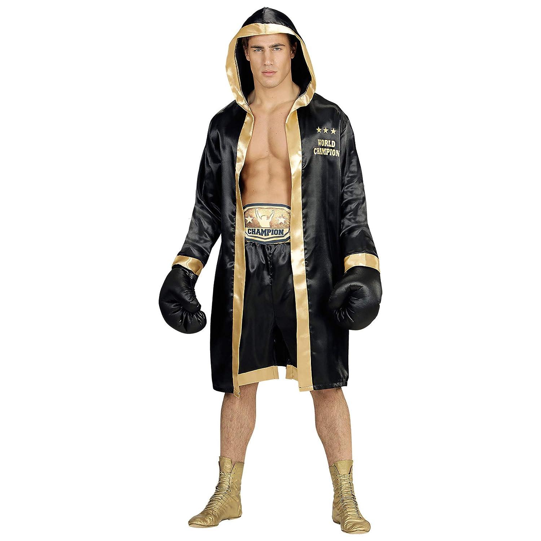 WIDMANN 19294 Adultos Disfraz Boxer World Champion,, XL: Amazon.es ...