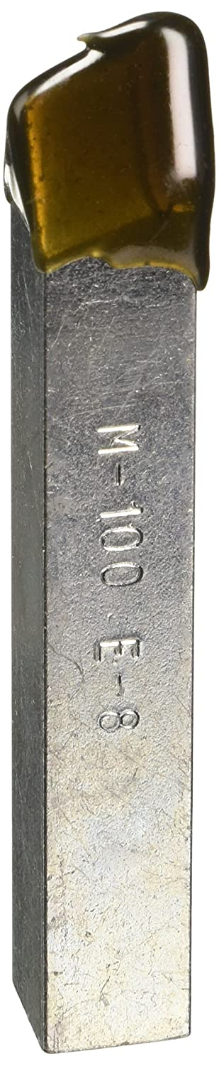 1//2 Height Micro 100 E-8 Brazed Tool Square Shank DiameterStyle E 1//2 Width 1//2 Width 1//2 Length 3.5 Length 1//8 Thick