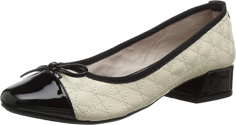 TALLA 40 EU. Butterfly Twists Cheval, Zapatos de tacón con Punta Cerrada para Mujer