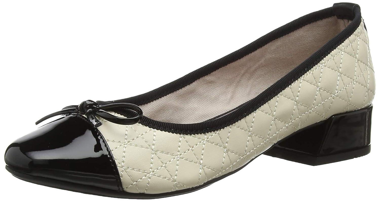 TALLA 39 EU. Butterfly Twists Cheval, Zapatos de tacón con Punta Cerrada para Mujer