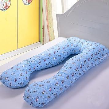 Almohada De Embarazo U Forma Almohadas De Maternidad Y Del Cuerpo Para Dormir 9 Pies Almohada