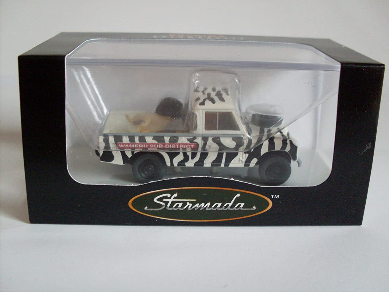 "Brekina Starmada Land Rover 109 /""Wameru Sub-District/"" 1:87 H0 13772"
