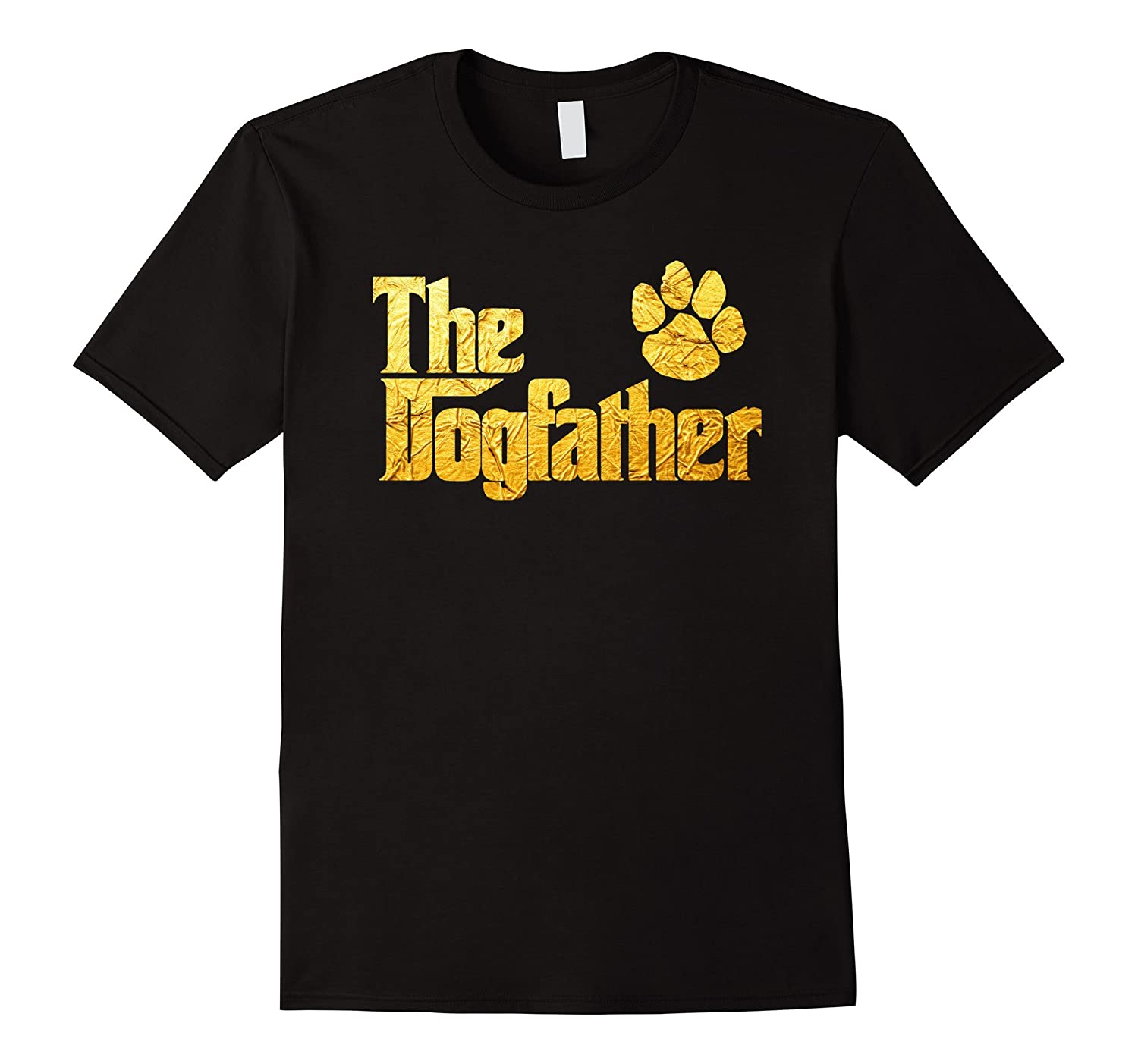 Dog Father Shirts - Dogfather T-Shirt-TH