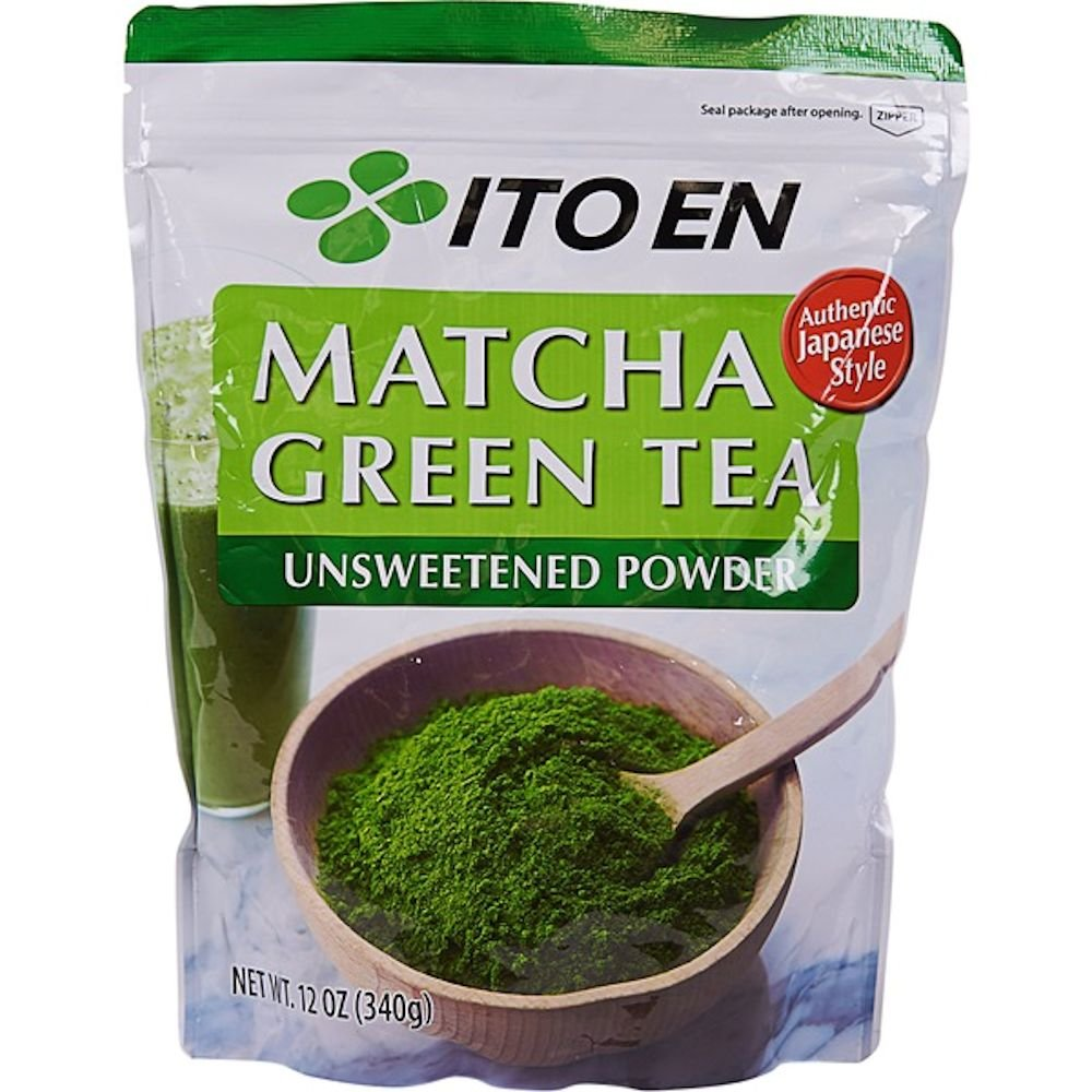 Ito En Matcha Green Tea Powder Bag (12 oz)