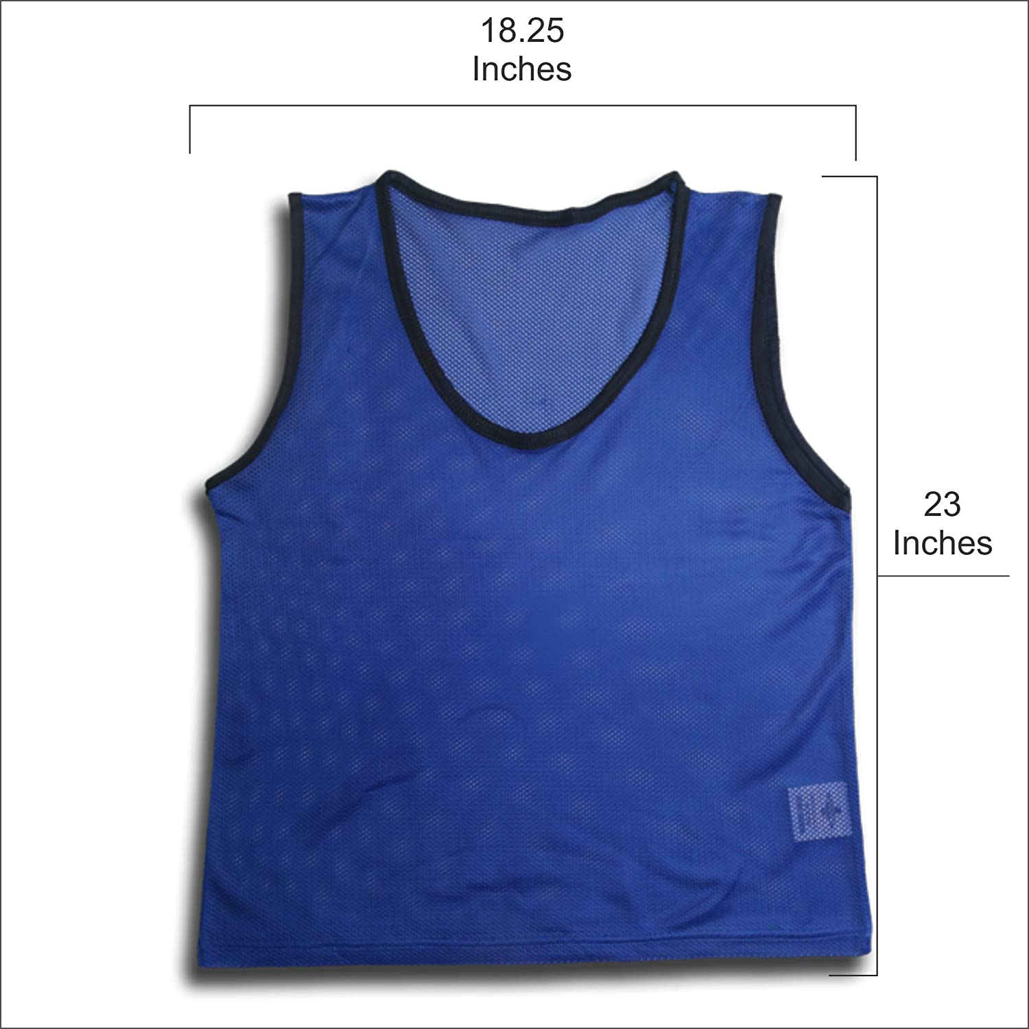 Youth 6 Pack CHAMPRO Mesh Scrimmage Vests
