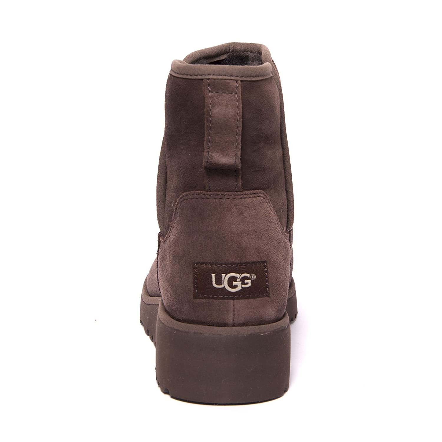 UGG Stivali Donna Classic Slim Kristin Chocolate: Amazon.it