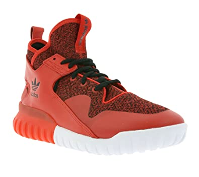 new product e5caa a2c8c adidas Originals Tubular X Men Sneaker Red S74929, Size 40