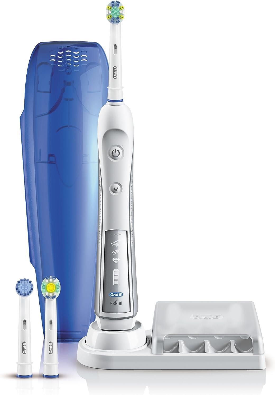 Braun Oral B Triumph 4000 Four Mode Power Toothbrush