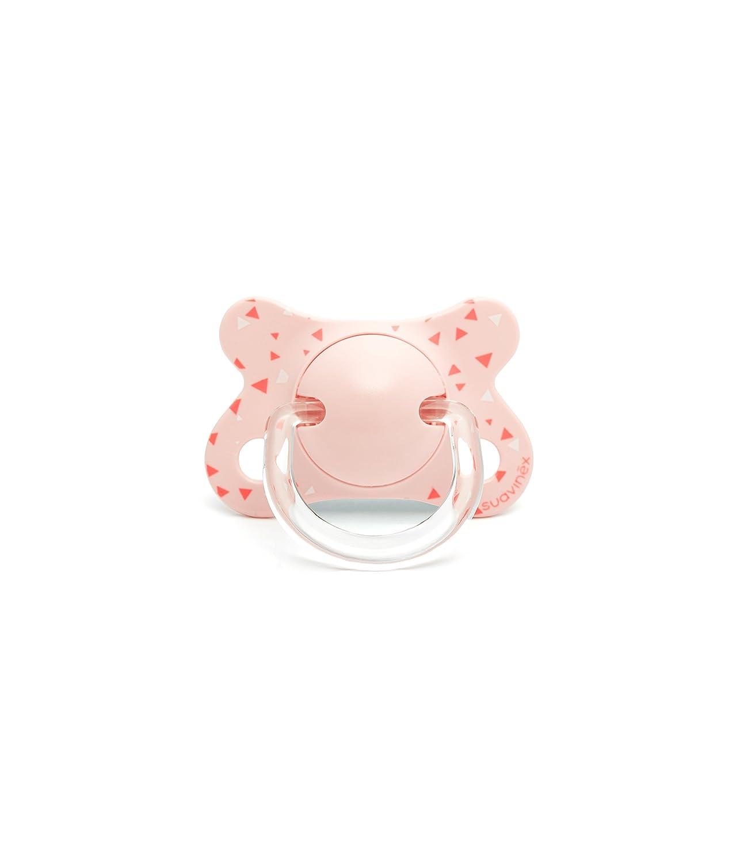 Suavinex 303060 gaviotas Chupete anat/ómico l/átex de 2 a 4 meses color rosa