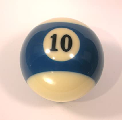 Buy   10 replacement billiard pool ball 640d4af3d8