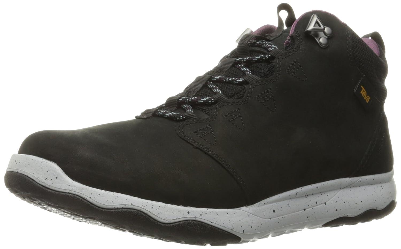 Teva Women's W Arrowood Lux Mid Waterproof Hiking Boot B018S9U158 9 B(M) US|Black