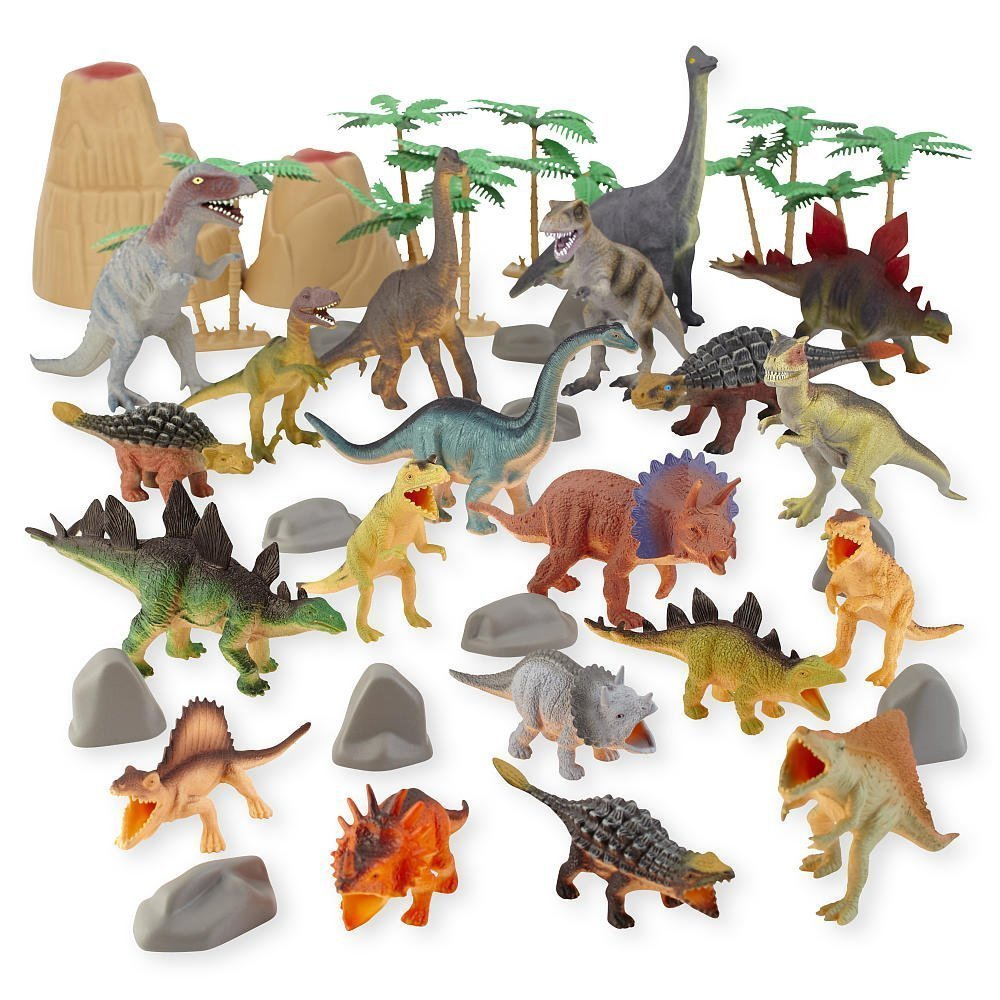 Animal Planet's Big Tub of Dinosaurs, 40+ Piece Set