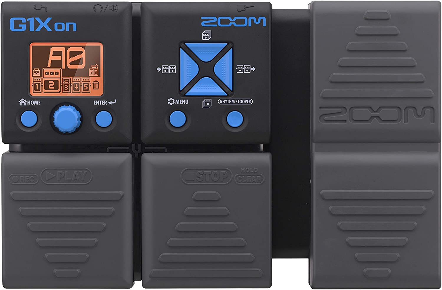 Zoom G1xon/UK - Pedal multiefectos para guitarra: Amazon.es ...