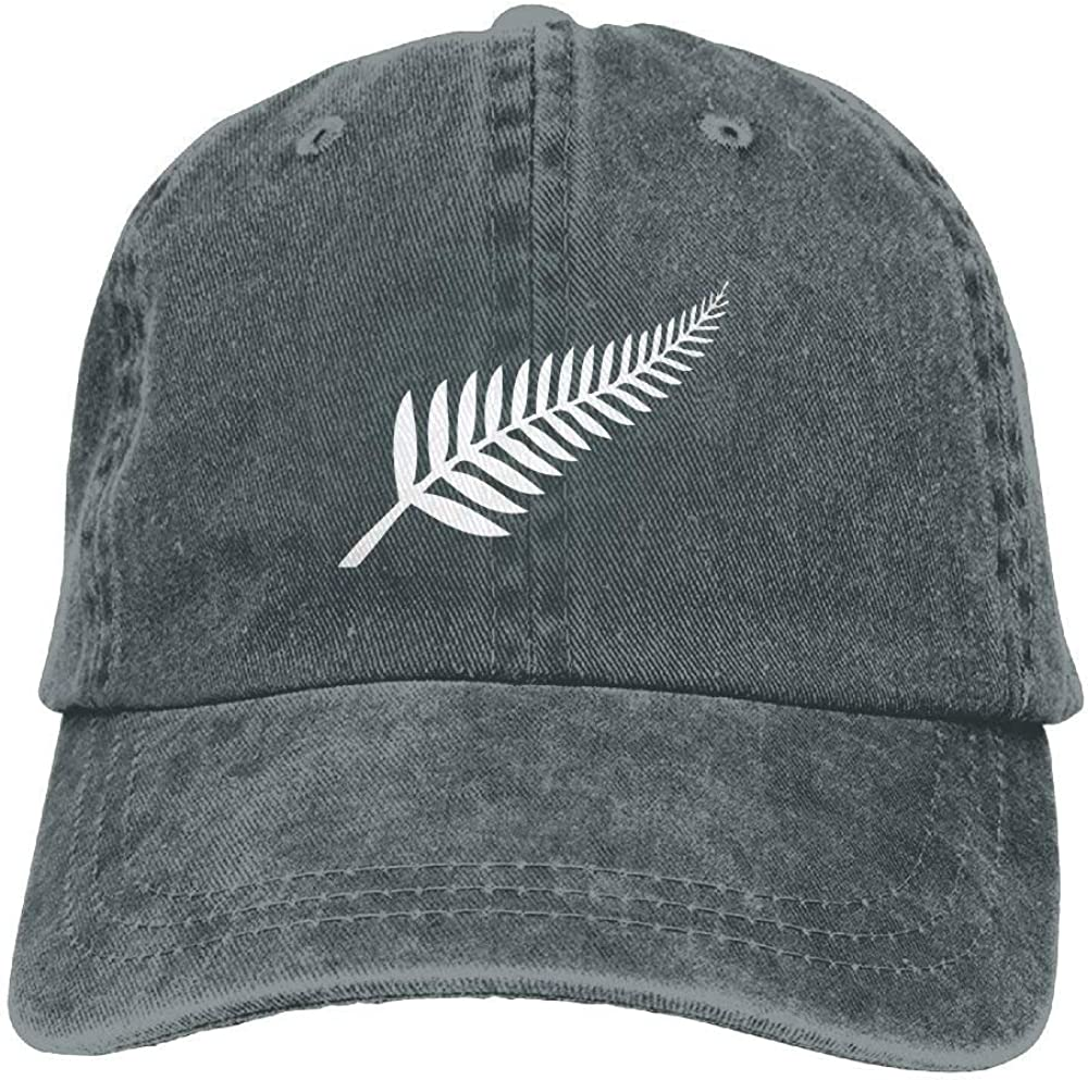 New Zealand Maori Fern Adjustable Cotton Hat Amazon Ca Clothing Accessories