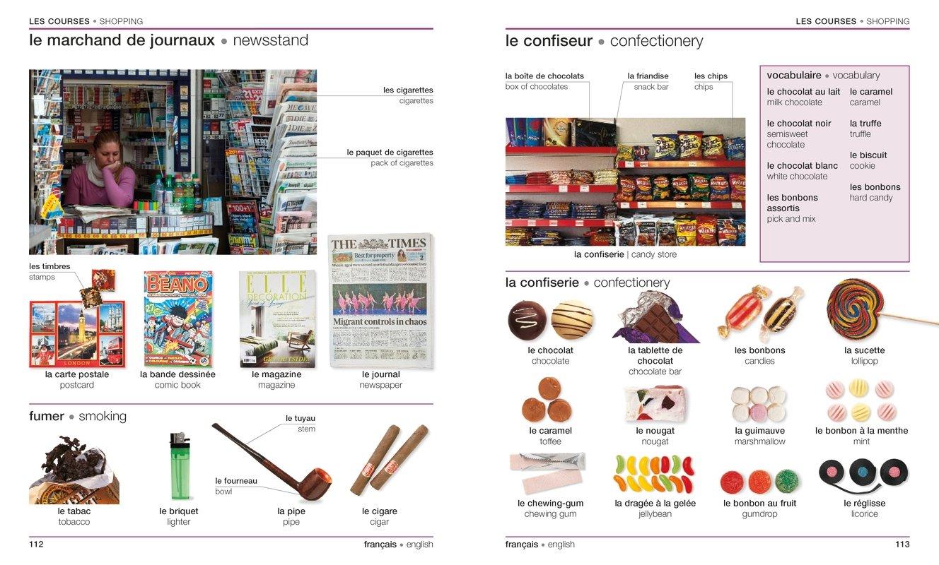 French english bilingual visual dictionary dk visual dictionaries dk 9781465436306 amazon com books